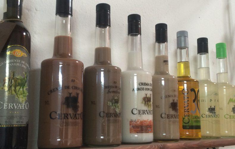 Aguardientes CervatO: buenas materias primas y elaboración artesanal