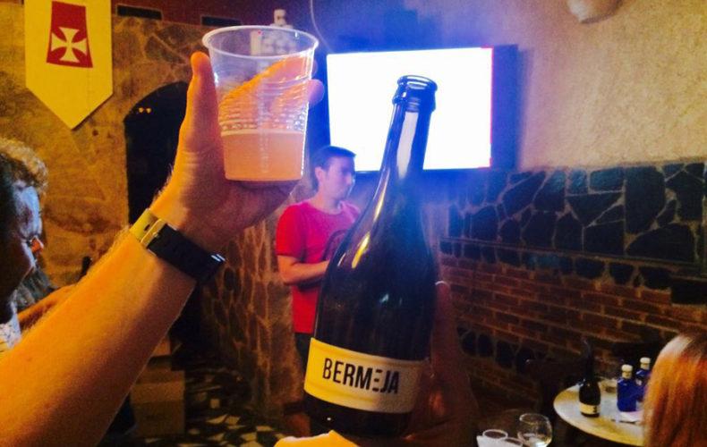 """La Santa Merienda"" se bebe la Cerveza Bermeja"