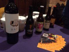La Santa Merienda cata la gama de cervezas de Abadía de Aribayos