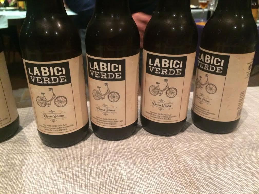 Cata cerveza Aribayos 4