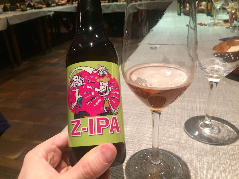 Cata cerveza Aribayos 5