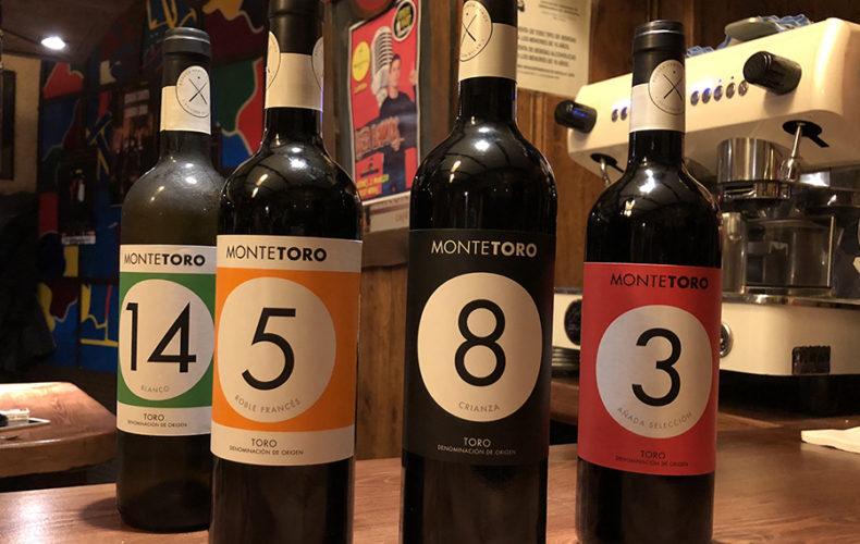 """Partida de """"billar"""" con los vinos de Ramón Ramos"""