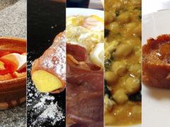 Las 5 recetas que no deben faltar en tu cocina esta Semana Santa