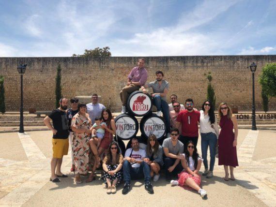Fin de temporada entre arte, embutidos y fiesta en Toro