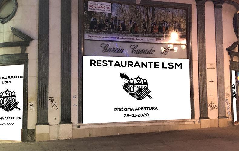 Llega el Restaurante LSM